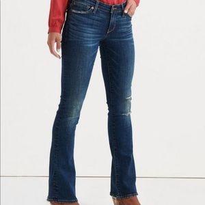 New! Lucky Brand size 0/25 Sweet Boot